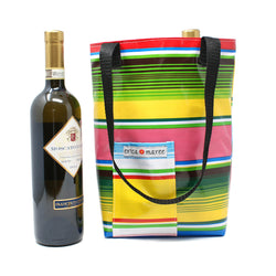 dual wine carrier