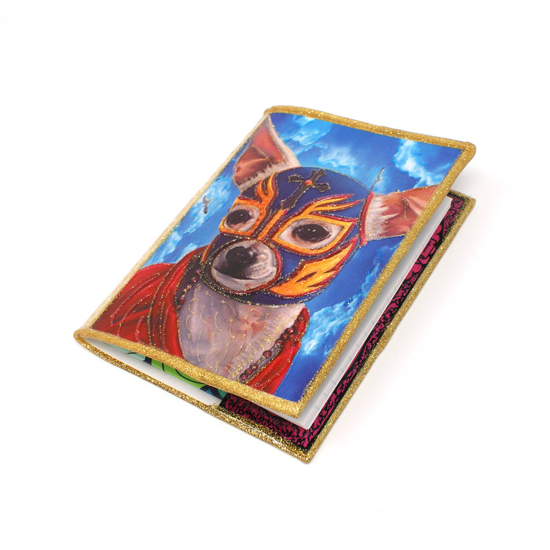 mexican handmade journal