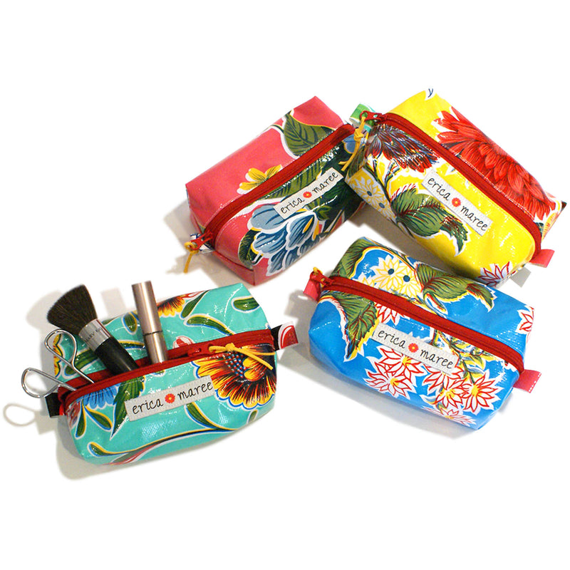 oilcloth wallets