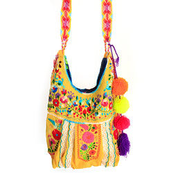 mexican crossbody bag