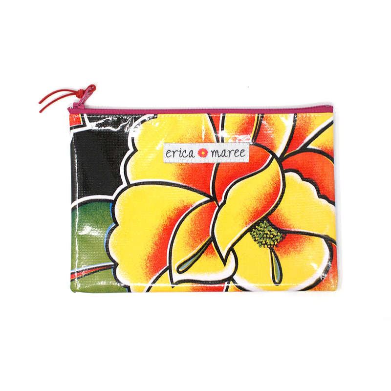 Oilcloth Medium Wallet Hot N Spicey