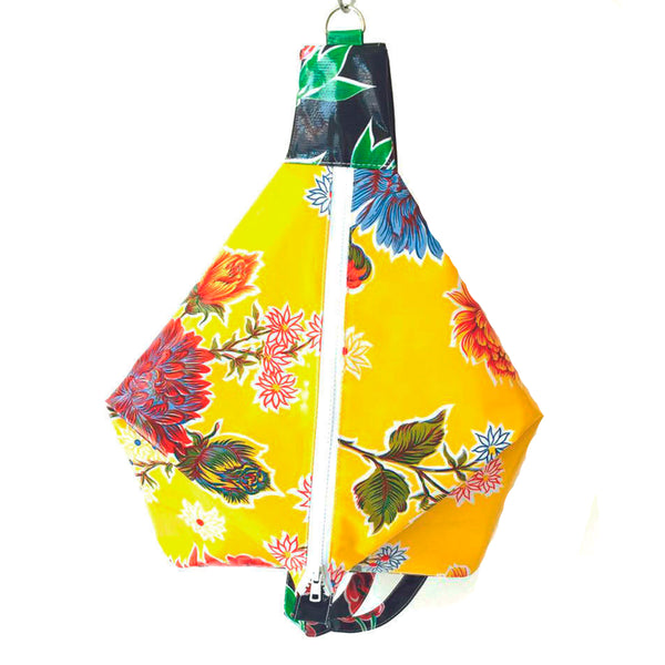 school oilcloth backpack