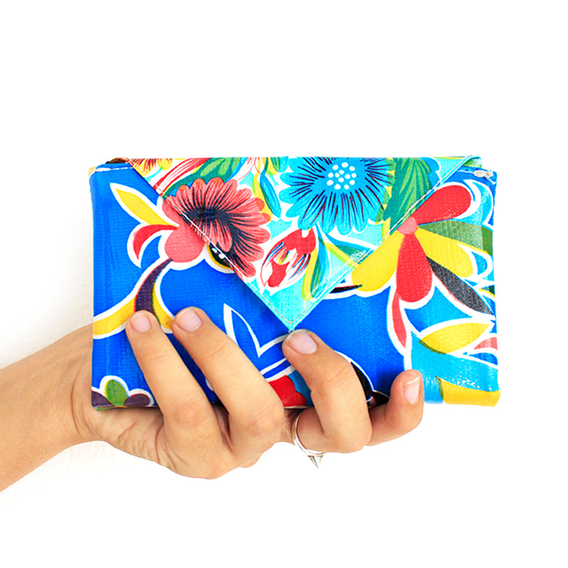 mexican envelope wallet