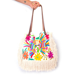 mexican otomi bag
