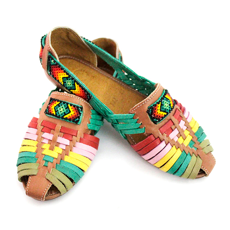 Leather Sandals for Women