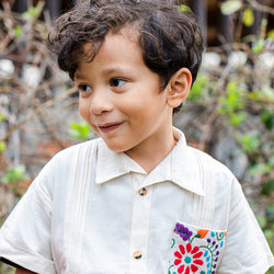 boys mexican shirt