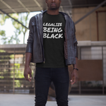 Legalize Being Black, Black Lives Matter Shirt - Funny Labrador Cute Shirt Labradors Labs