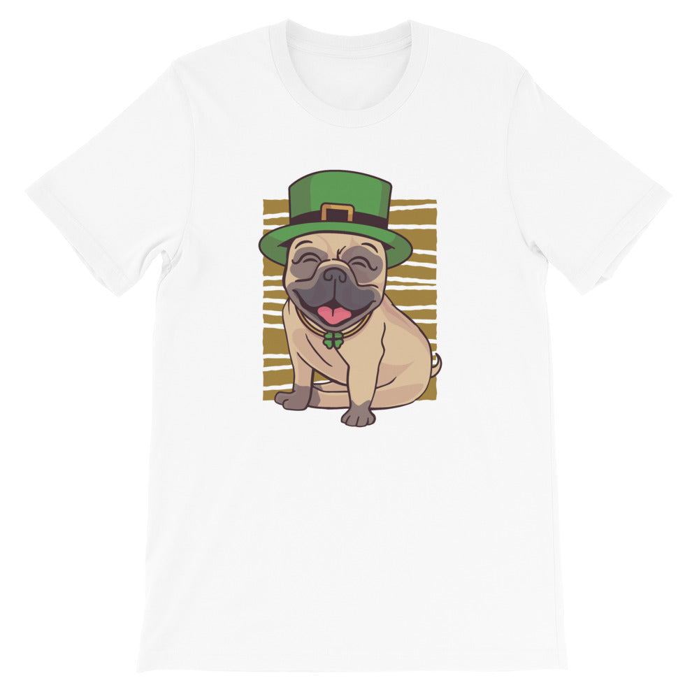 Cute St. Patrick's Day Pug Shirt - Funny Labrador Cute Shirt Labradors Labs