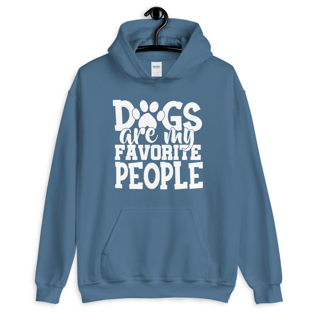 Dogs Are My Favorite People Funny Quote Hoodie - Funny Labrador Cute Shirt Labradors Labs