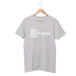 Best Husky Mom Ever Shirt - Funny Labrador Cute Shirt Labradors Labs