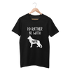 Custom Name German Shepherd Shirt - Funny Labrador Cute Shirt Labradors Labs