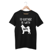 Custom Name Husky Shirt - Funny Labrador Cute Shirt Labradors Labs