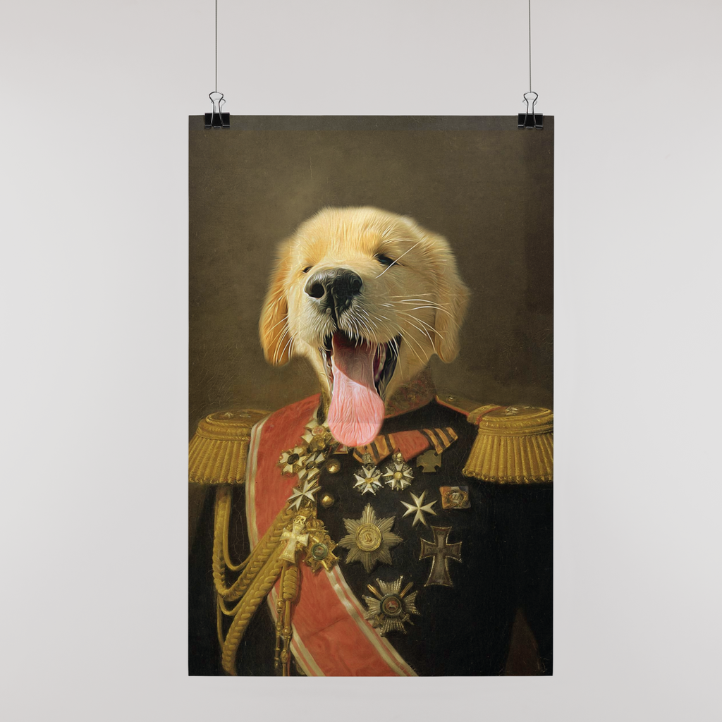 Custom General Poster - Funny Labrador Cute Shirt Labradors Labs