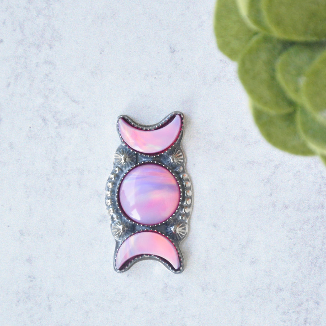 *Made to Order*  Luna Ring - Rosé No.1