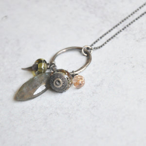 Charmed Necklace No. 1