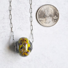 Load image into Gallery viewer, Monet Glass Necklace No. 2