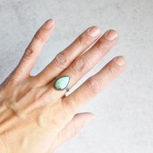 Load image into Gallery viewer, Everyday Turquoise Ring No. 5 • Size 6.75 US