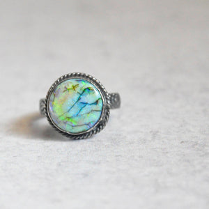 Monarch Opal Ring No. 2 • Size 6.5 US