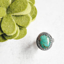 Load image into Gallery viewer, Turquoise Ring  No. 3 • Size 8.25 US
