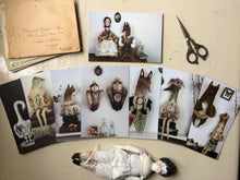 Load image into Gallery viewer, Post Cards • SET OF EIGHT •