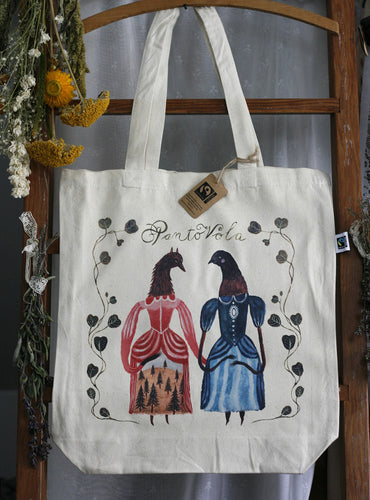 ♥︎ PANTOVOLA SHOPPER BAG  ♥︎