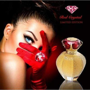 Attar Collection Perfume 100ml / Eau de Parfum Red Crystal