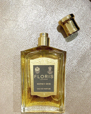 Floris London Perfume 100ml / Eau de Parfum Honey Oud