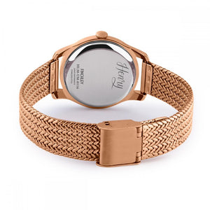 Henry London Watch 30mm / Rose Gold Finchley