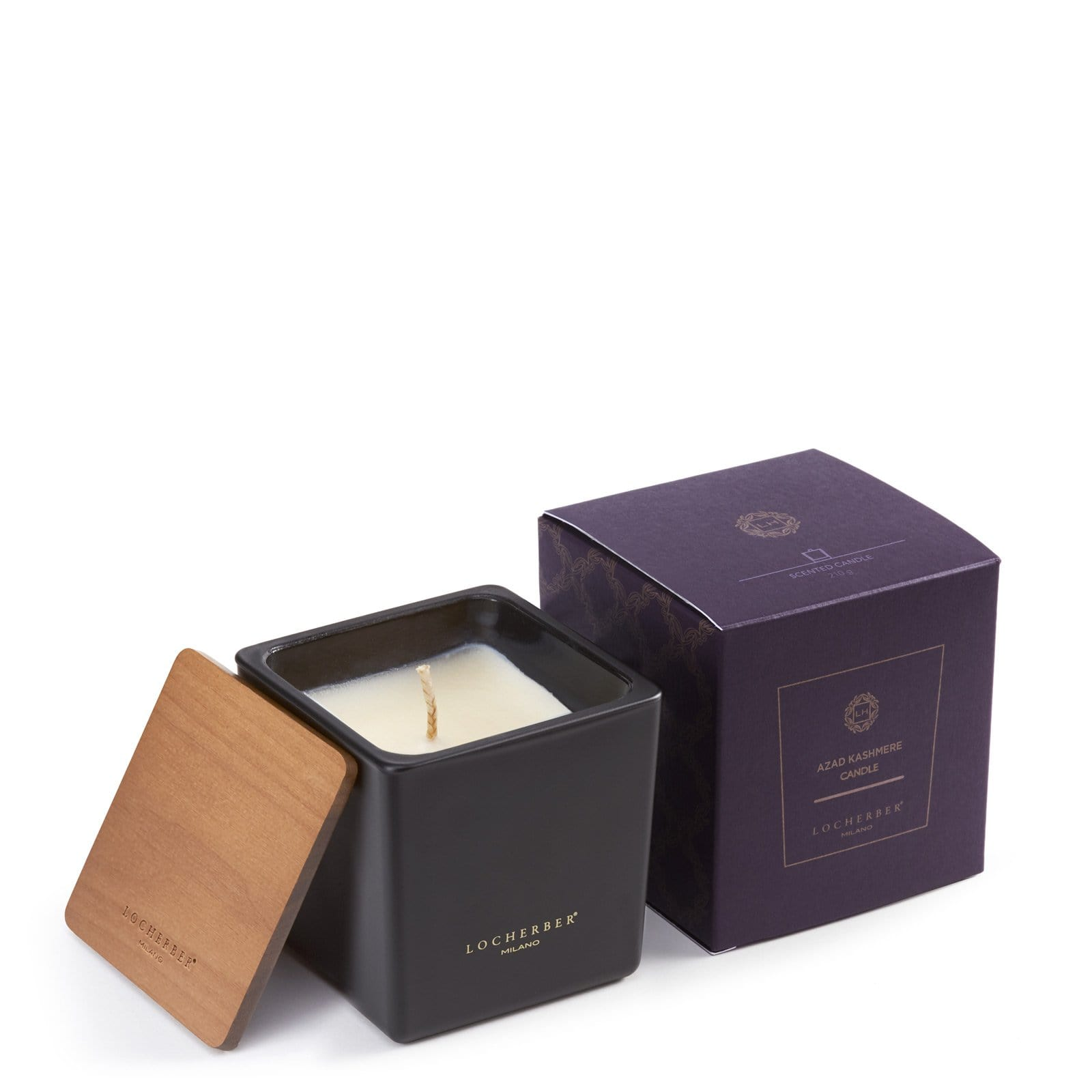 Locherber Milano Home Fragrance 210g Azad Kashmere Candle