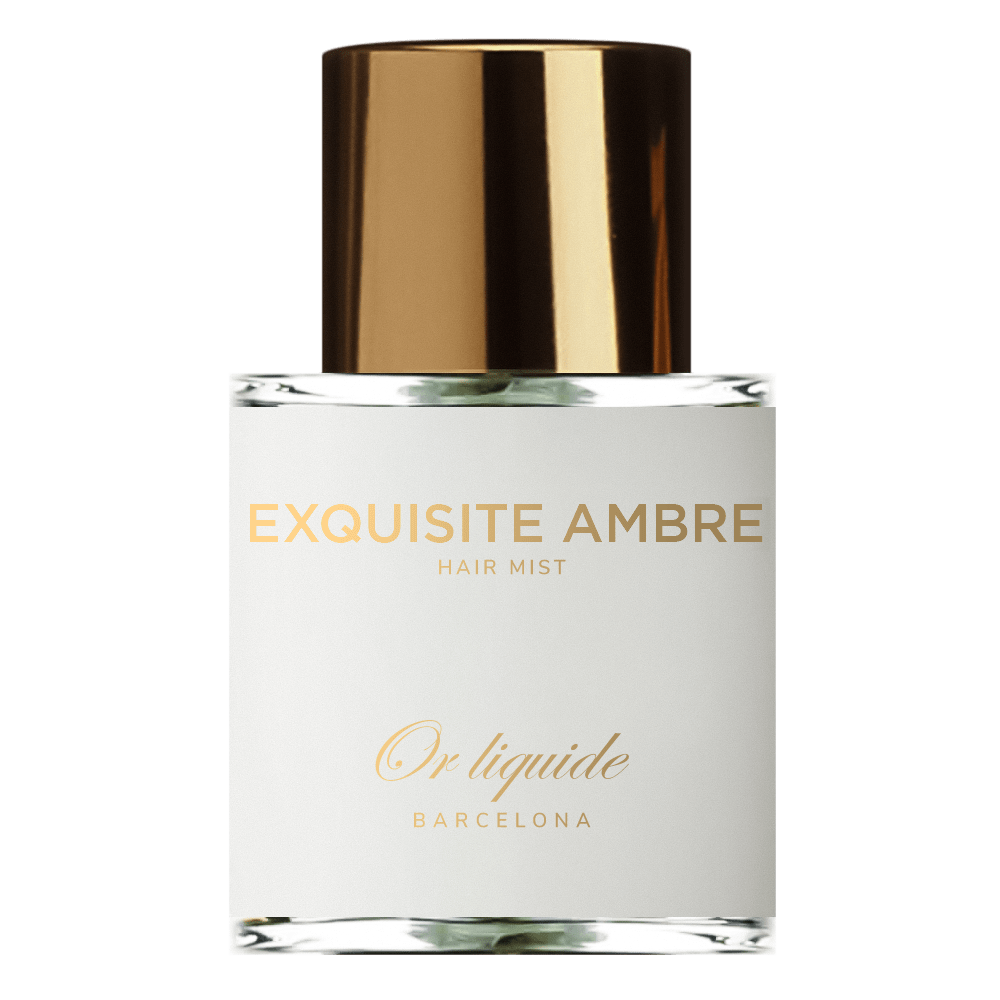 Exquisite Ambre Hair Mist