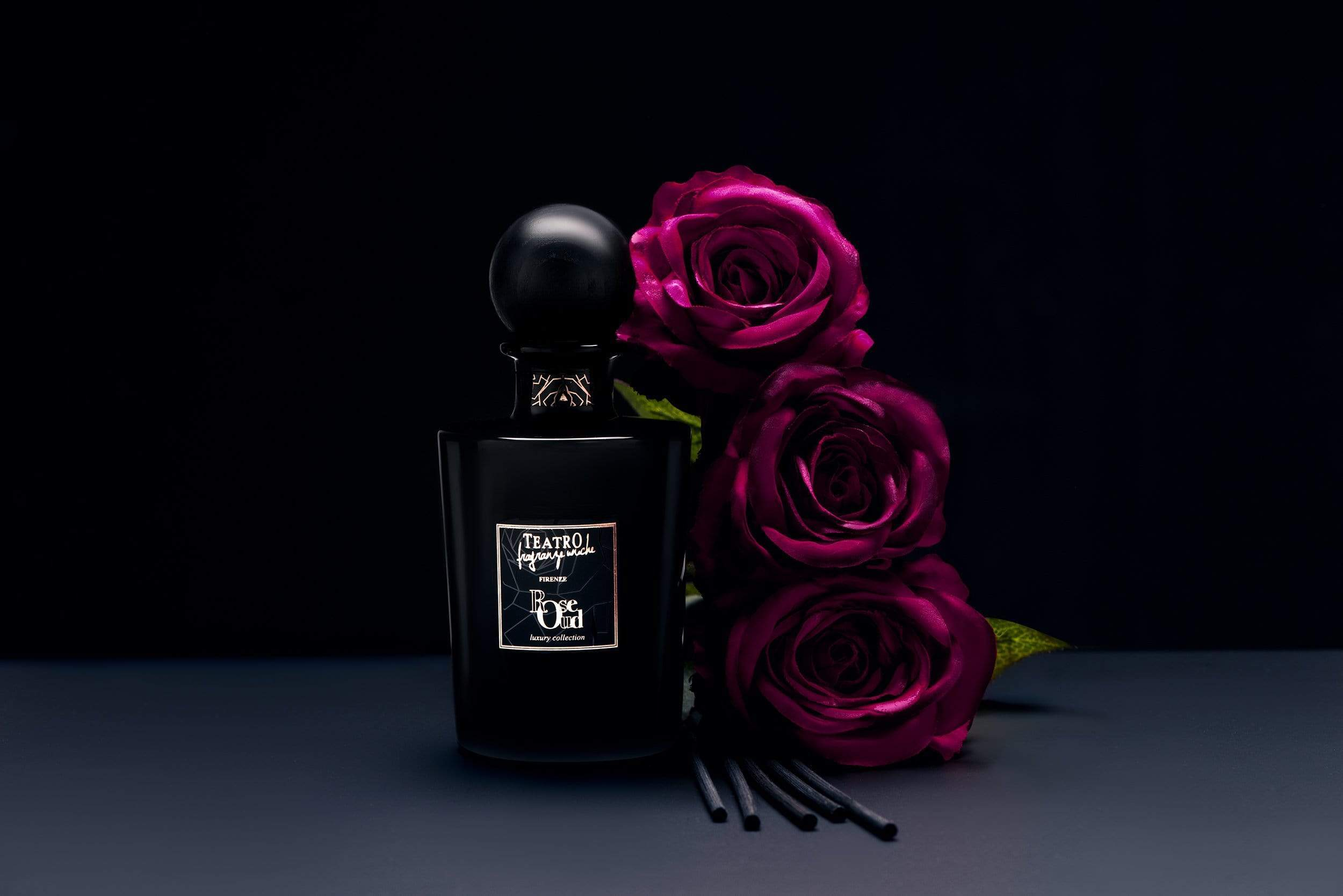 Rose Oud Gift Box Diffuser & Spray