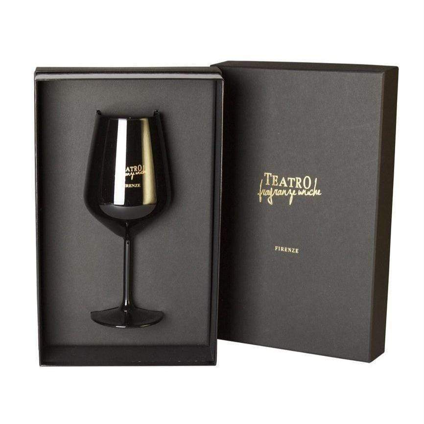 Teatro Home Fragrance 380g Black Divine Chalice Scented Candle