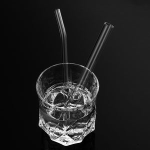Glass Drinking Straws (3-Pack)