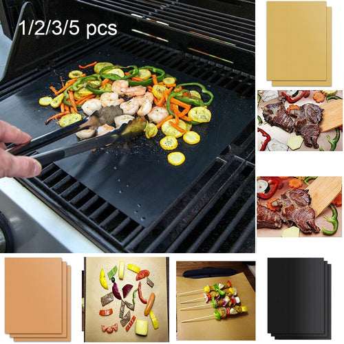 Reusable Non-stick Cooking, Baking, BBQ Mat
