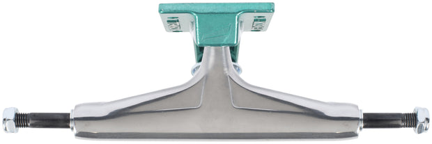Tensor Alum Mirror Raw/ Teal 5.25""