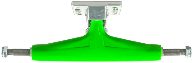 Tensor Alum Mirror Safety Green/ Raw 5.25""