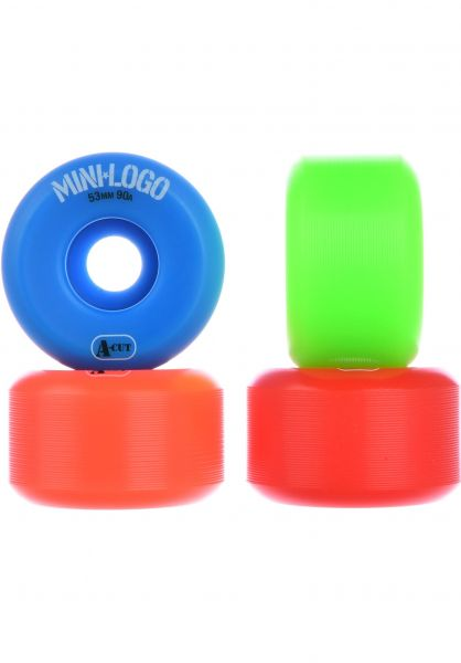 Mini Logo A-Cut 53mm Hybrid Assorted 90A