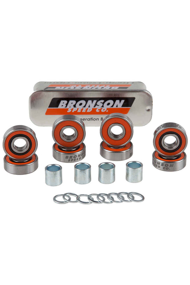 Bronson Bearings Speed Co. G3 Rodamiento Skate