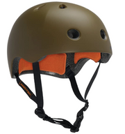 Pro Tec Casco Street Lite Satin Army Green