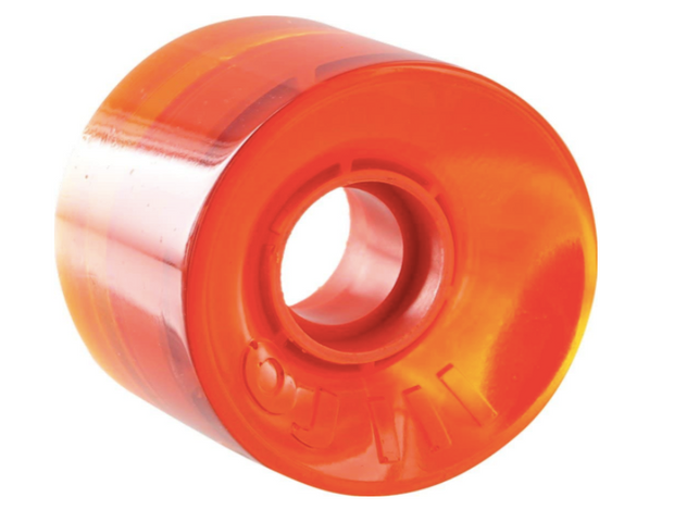 OJ Wheels Hot Juice Transparent Orange 78A 60mm Ruedas Skate