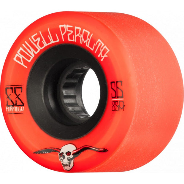 Powell Peralta G Slides Red 56mm 85A
