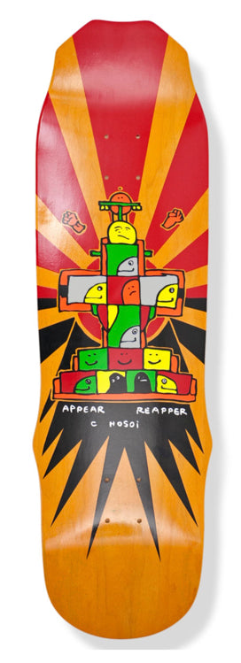 "Hosoi Gonz Hammerhead Orange 9"" Tabla de Skate"
