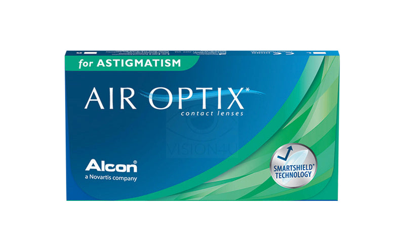 Air Optix For Astigmatism (3 linser) på Abonnement