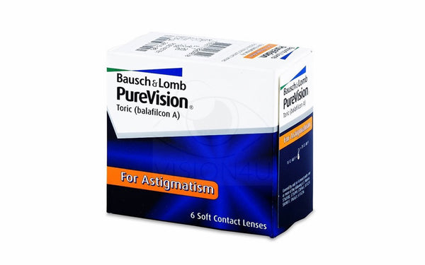 Purevision toric (6 linser)