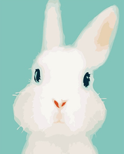 Load image into Gallery viewer, White Rabbit