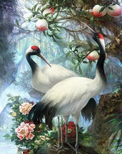 Load image into Gallery viewer, Beautiful Cranes  Painting