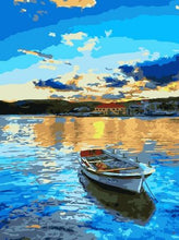Load image into Gallery viewer, Blue Water - Painting Kit
