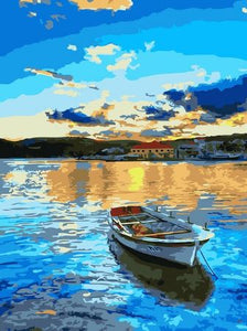 Blue Water - Painting Kit