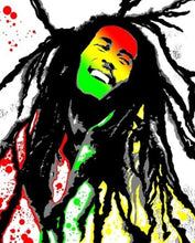 Load image into Gallery viewer, Bob Marley Painting