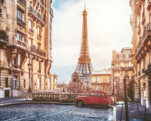 Load image into Gallery viewer, Eiffel tower painting DIY kit